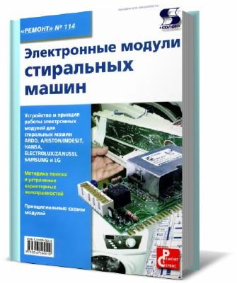 Приводятся принципиальные схемы на электронные модули.  Описаны возможные неисправности и способы.